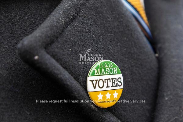 Election Day. Photo by Lathan Goumas/Strategic Communications