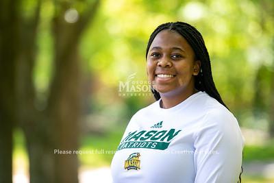 2021-2022 Student Body President Natalia Kanos. Photo by: Shelby Burgess/Strategic Communications/George Mason University