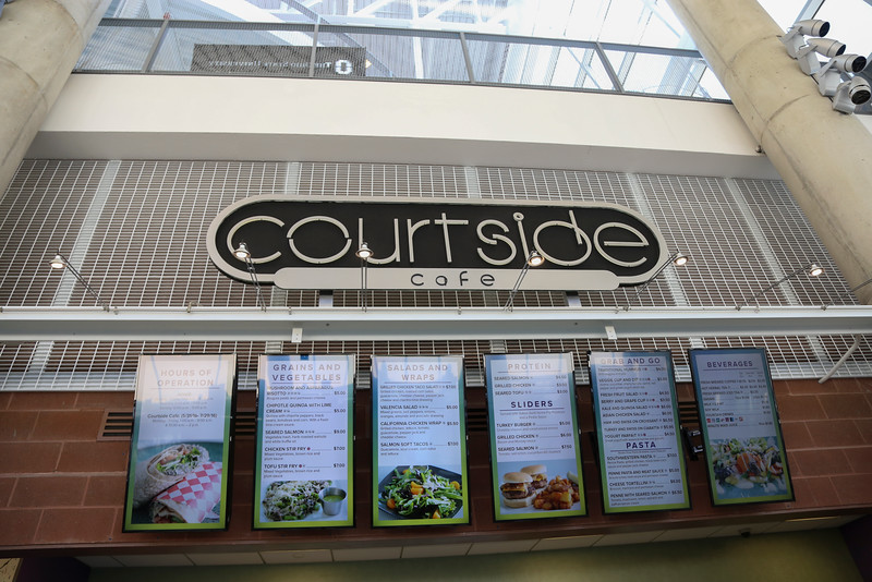 Courtside Cafe