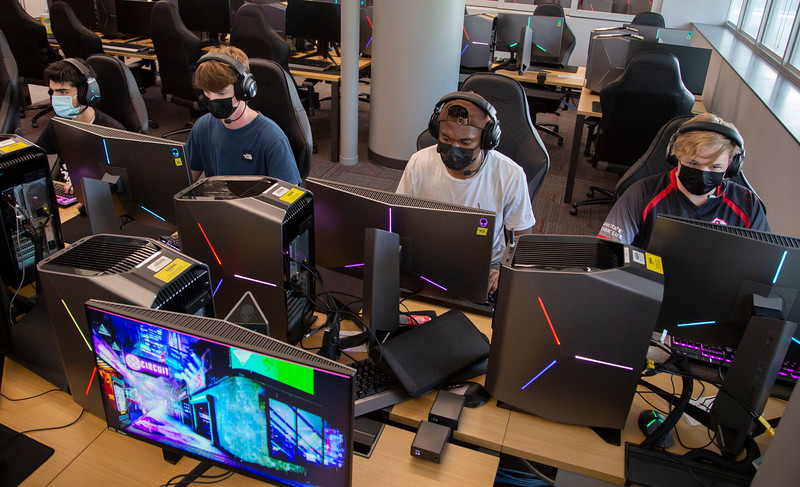 2021 Esports Overwatch Team Tryout