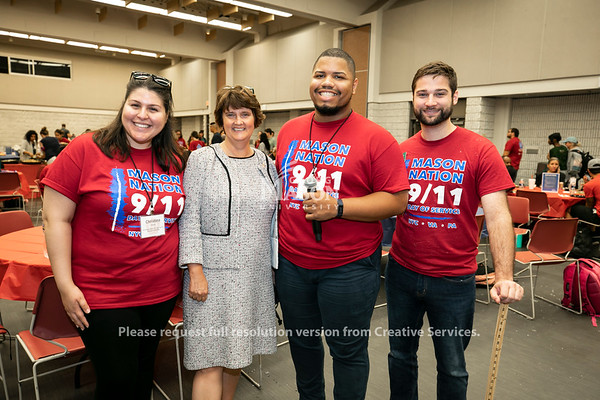 9/11 Day of Service 2019.