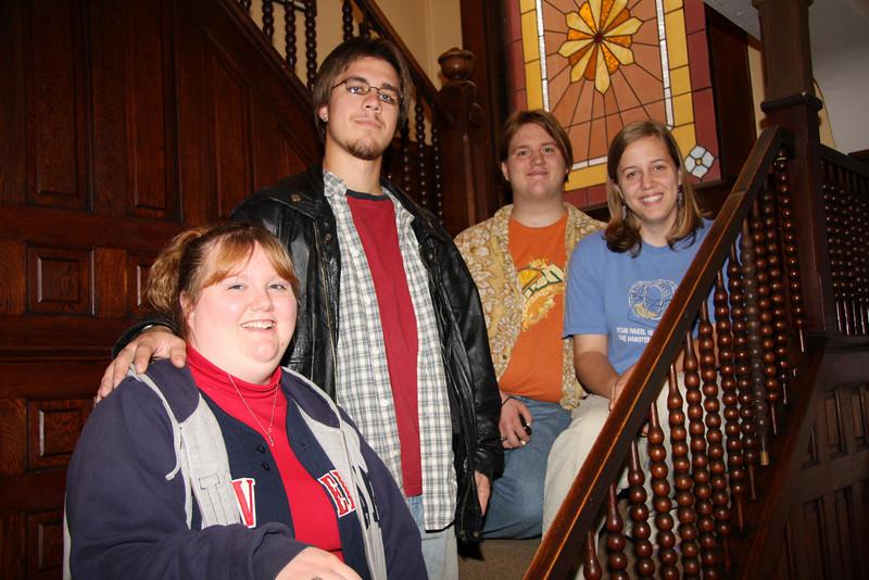 2008 ASH Program Pomerene House