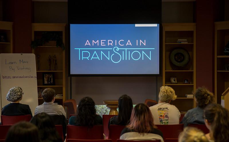America in Transition: Dezjorn Gauthier