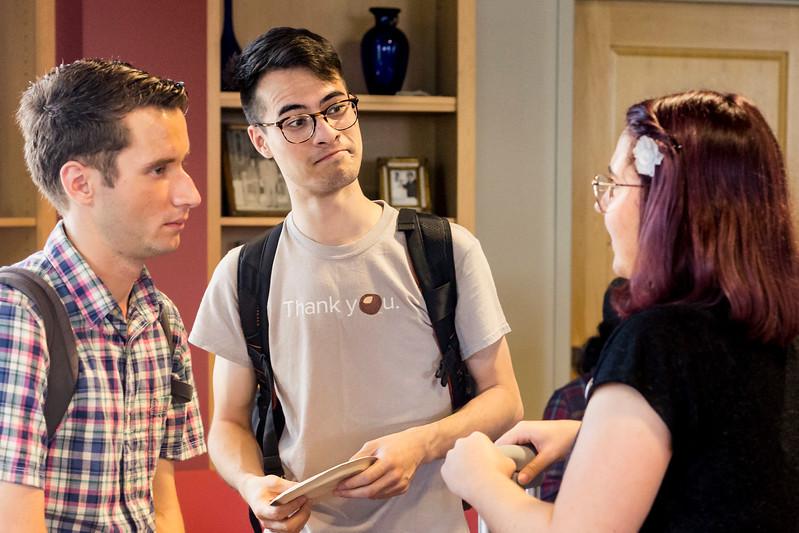 2017 Welcome Week - LGBTQ Community
