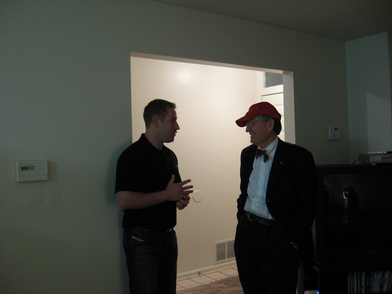 2009 Pictures with President Gee