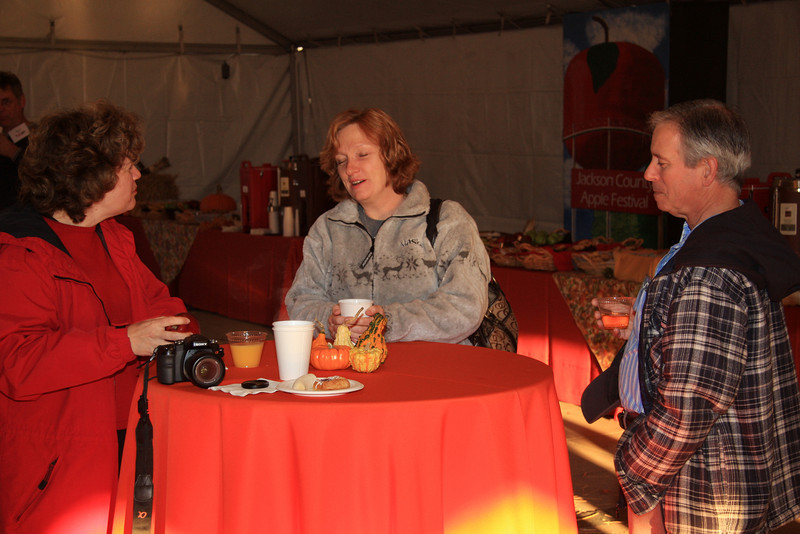 2008 PFW Conversation with President Gee and Breakfast