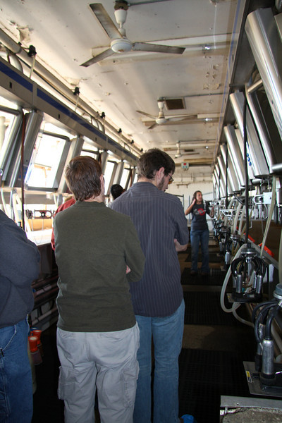 2008 PFW Dairy Farm Tour