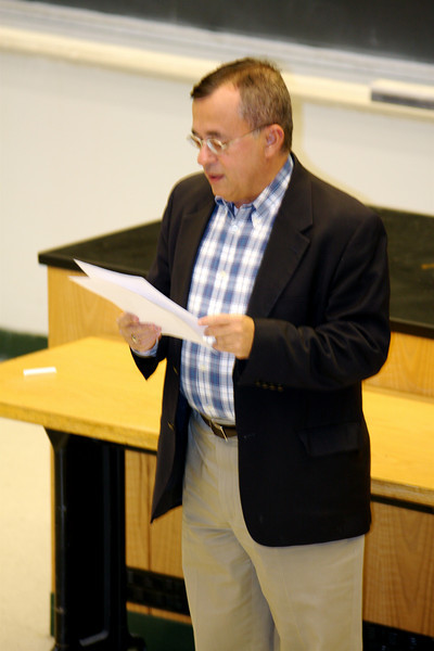 2008 PFW Herb Asher Lecture