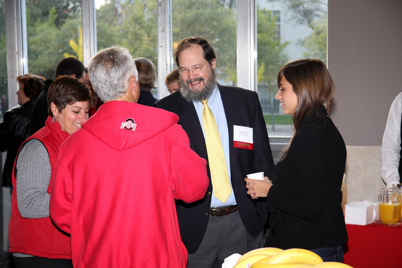2009 PFW  Breakfast With College Deans / Conversation with Dr. Gee