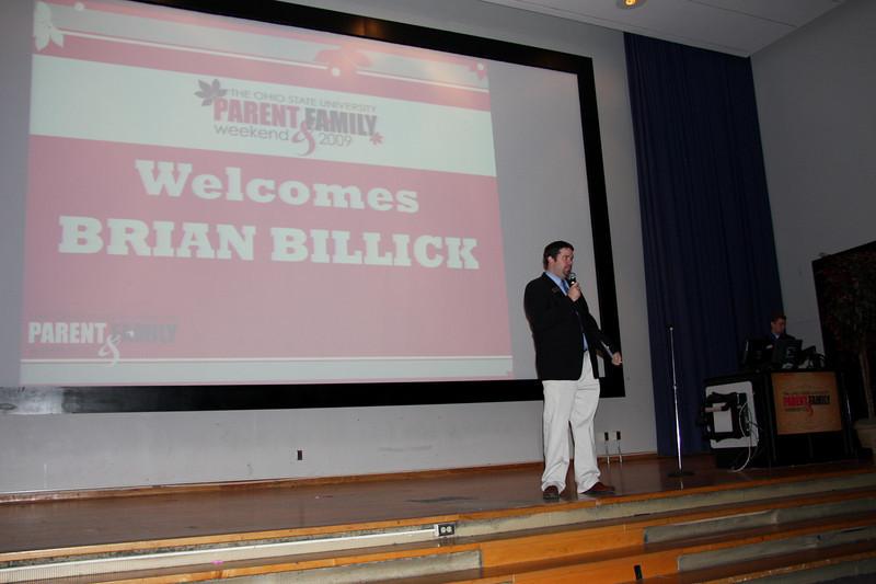 2009 PFW Brian Billick Featured Speaker