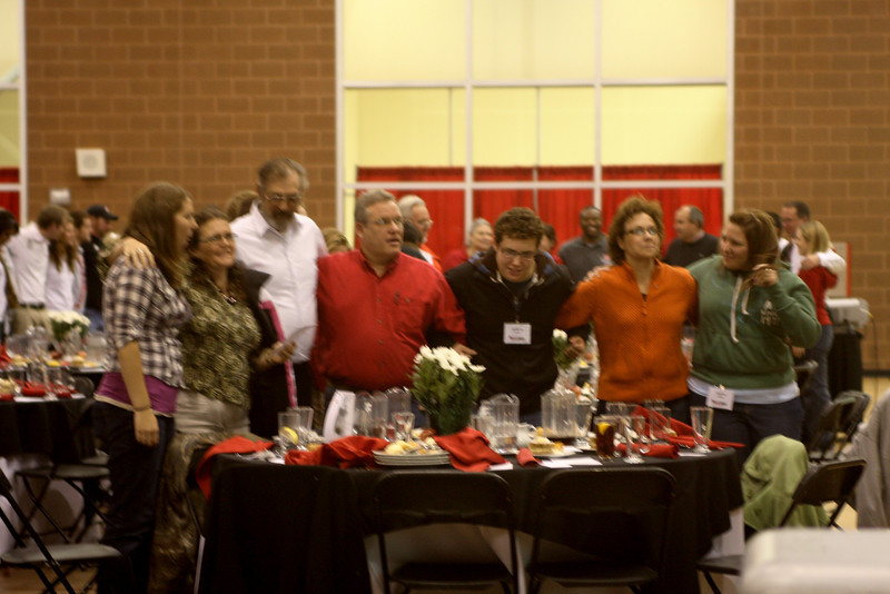 2009 PFW First Generation Dinner