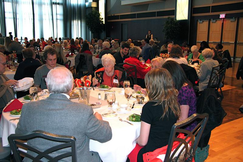 2011 Grandparent Dinner