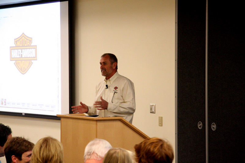 2010 PFW Parent Lecture with Keith Wandell