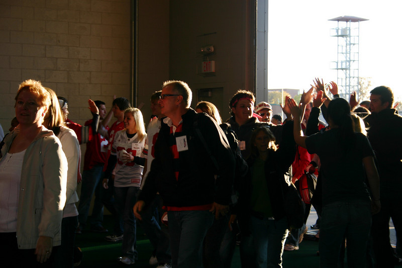 2010 PFW Game Watch Party Tailgate
