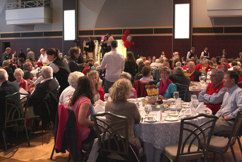 2012 Grandparent Dinner
