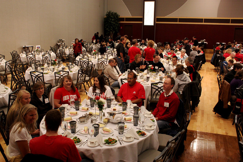 2011 Distant Buckeyes Out of State Lunch