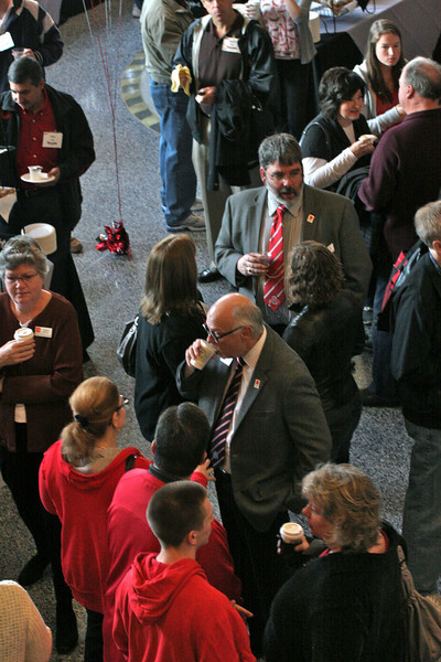 2011 PFW  Parent and Family Breakfast with the Deans