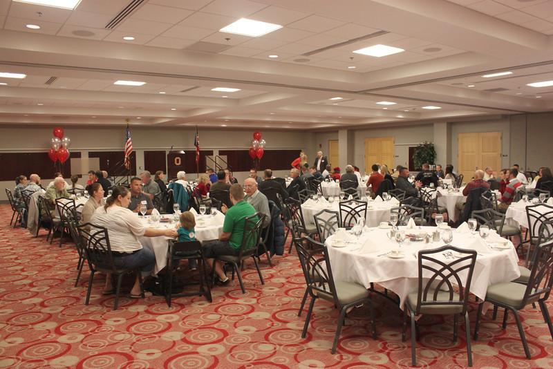 2012 Student Veteran Success Dinner