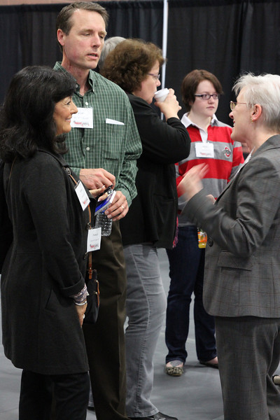2012 PFW Breakfast with Deans / Conversation with President