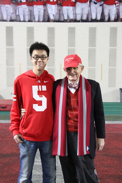 2013 SKW Meet & Greet with Two Campus Legends