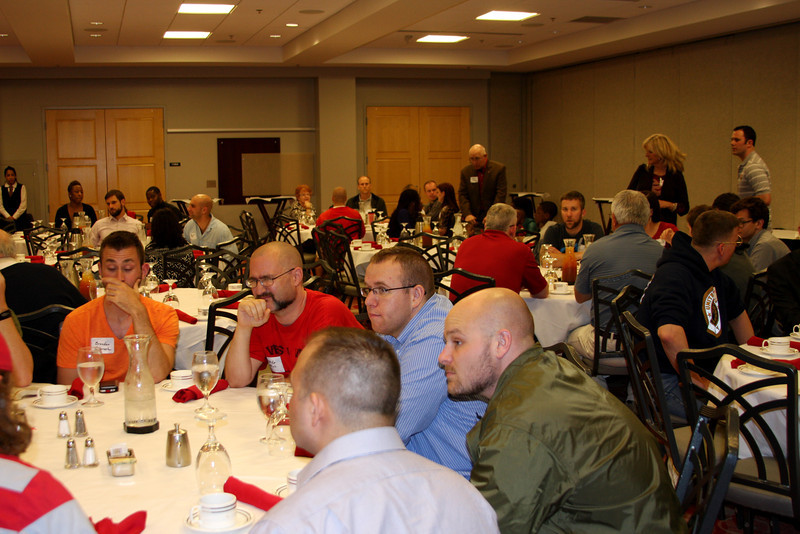 2013 Student Veteran Success Dinner