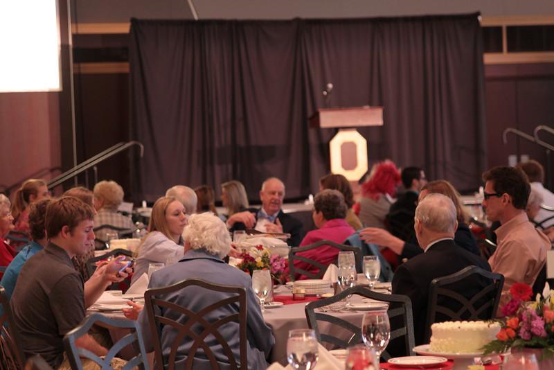 2013 Grandparent Dinner