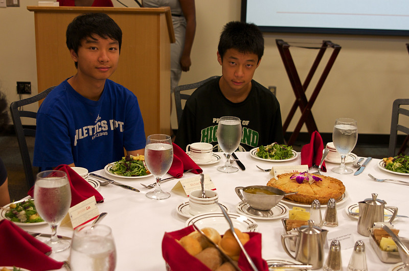 2013 PFW First Generation College Students Lunch