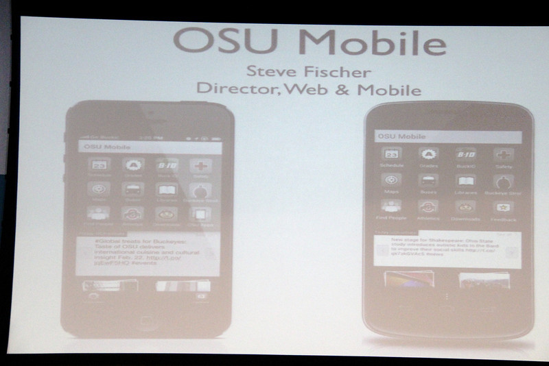"2013 PFW Getting ""Mobile"" at Ohio State"
