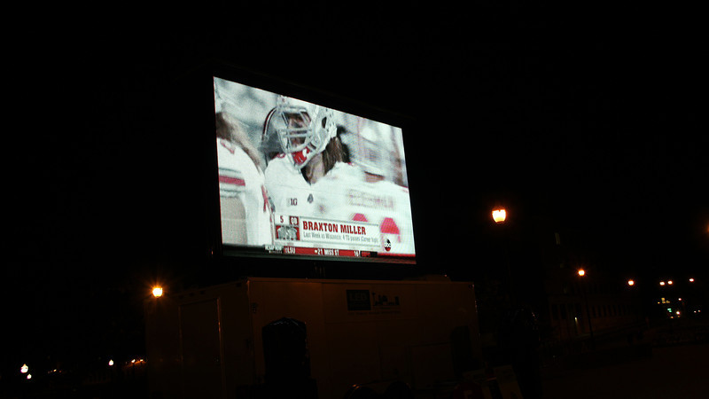 2013 PFW Game Watch Tailgate