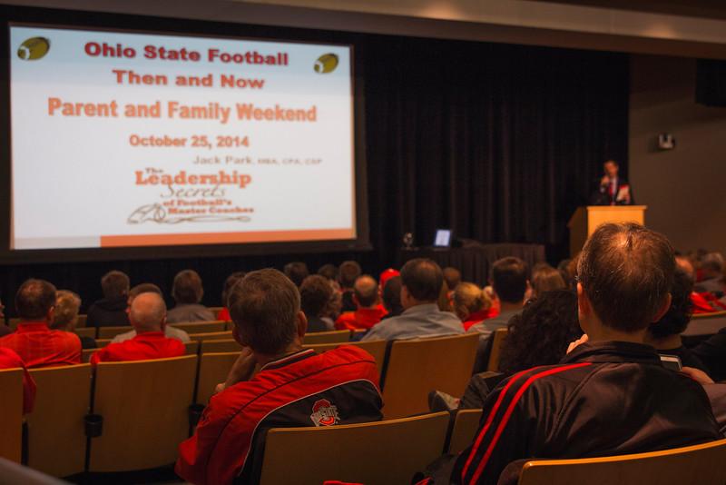 2014 PFW 125 Years of Ohio State Football