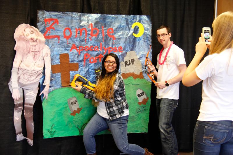 2015 SKW Zombie Apocalypse Party