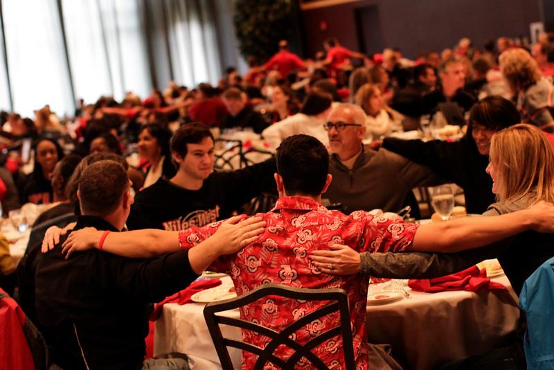 2015 PFW Distant Buckeyes Luncheon