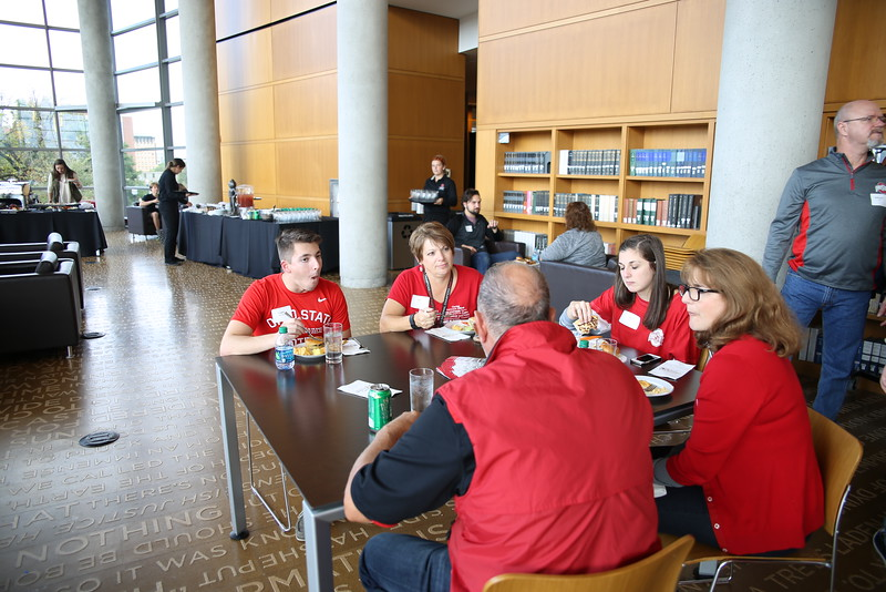 Parent Family Weekend Ohio State Employees and Families Reception