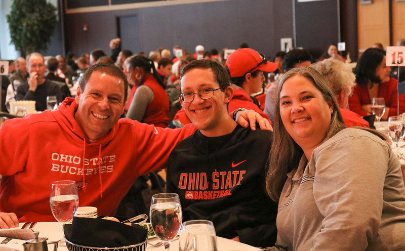 PFW - Distant Buckeyes - Out-of-State Meal