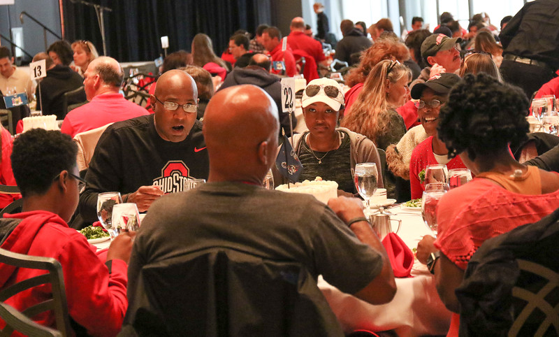 2016 PFW Distant Buckeyes - Out-of-State Meal