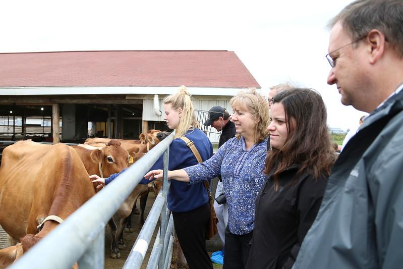 2017 PFW Dairy Farm Tour