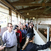 Parent and Family Weekend Waterman Dairy Farm Tour