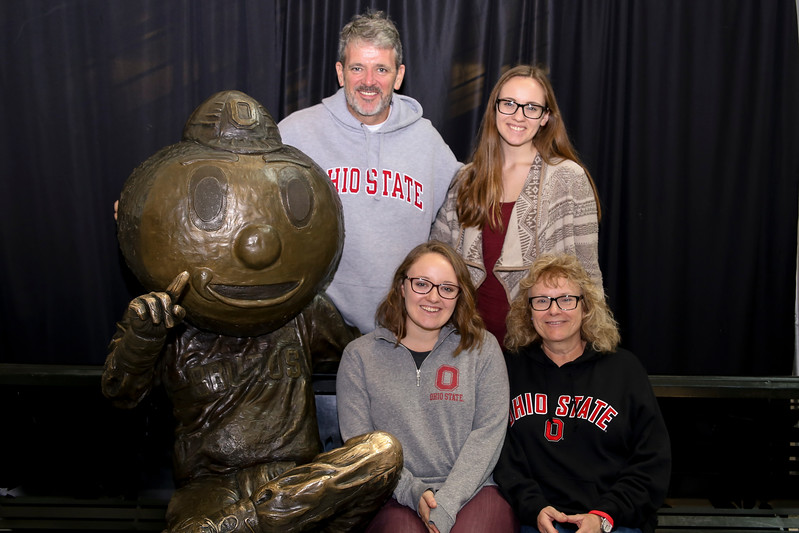 Parent and Family Weekend, PhotoBooth