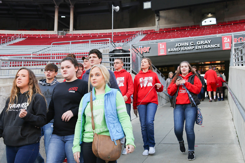 2017 PFW Ohio Stadium Tours