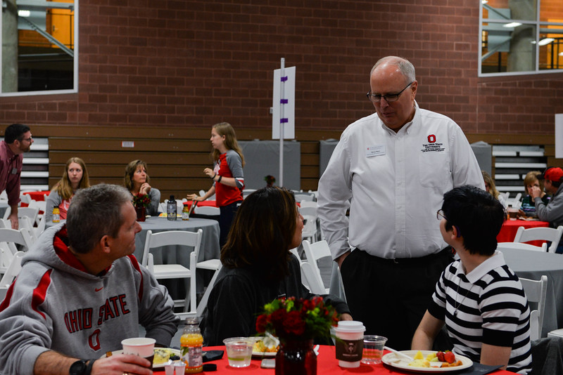 2018 PFW Breakfast With Deans