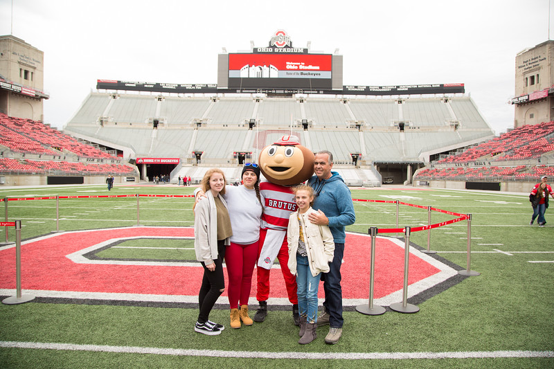 2018 PFW Ohio Stadium Tours