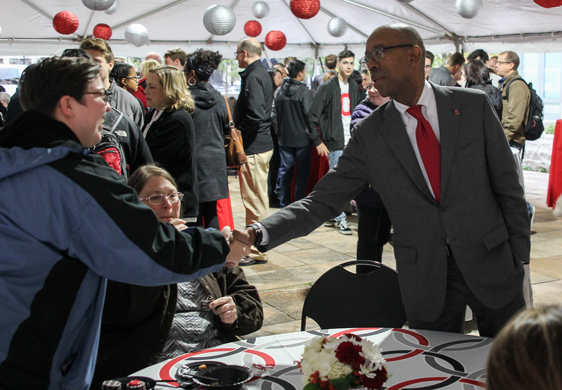 Ohio State Employees and Families Reception<br /> Photographer- Kerem Gencer