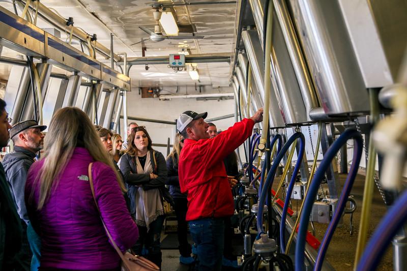 OSU Waterman Dairy Farm Tour