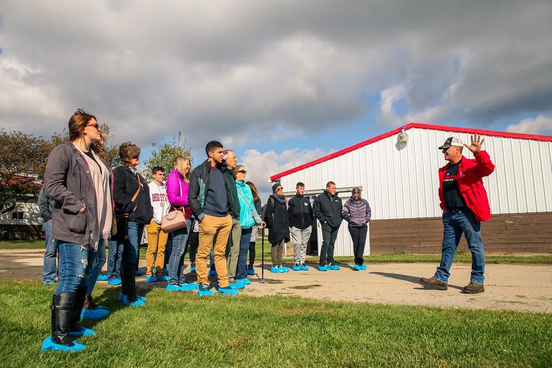 2018 PFW Waterman Dairy Farm Tour