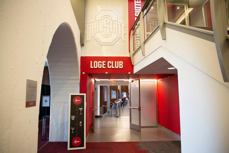 2019 PFW Loge Club Reception