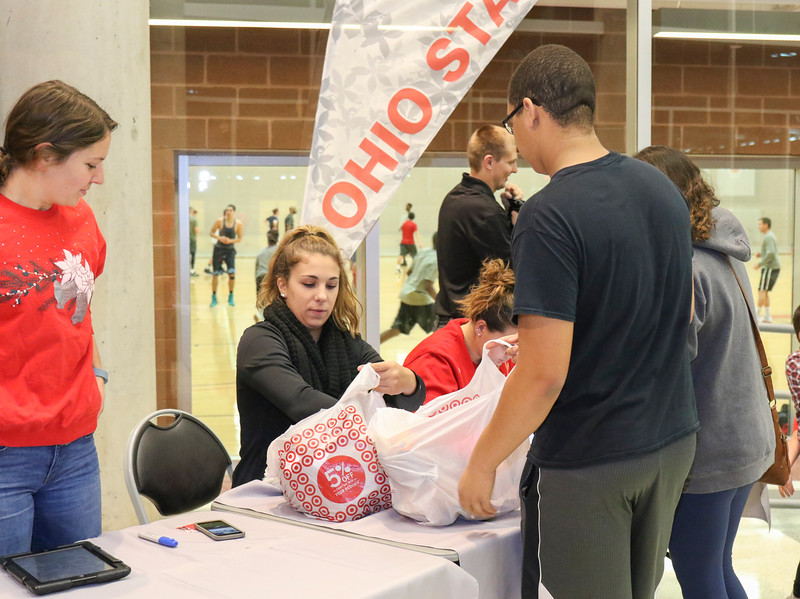Toys for Tots, dinner, Marines, RPAC, Christmas, sports, club, competitive sports