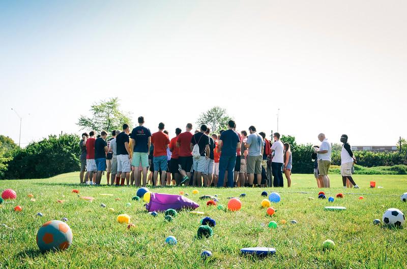 2015 Engineering LC Kick-off