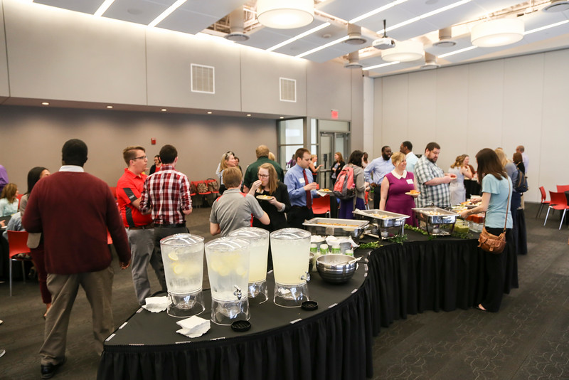 Residence Life Faculty Programming Celebration