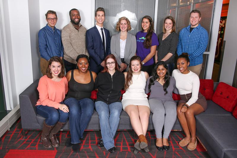 Bowen House Staff Photos