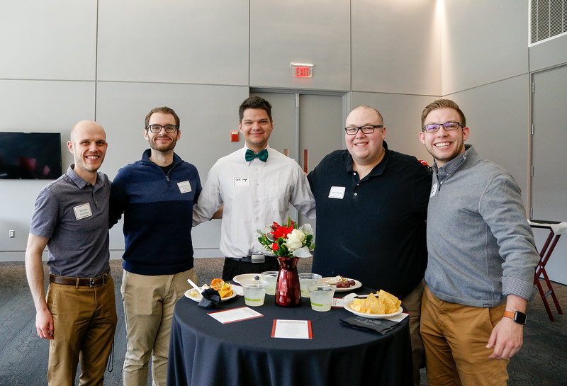 2018 End of Year Faculty Celebration